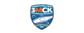 Montpellier-Méditerranée-Métropole-Canoë-Kayak-logo